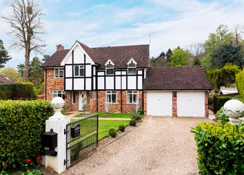 Thumbnail 5 bed detached house for sale in Alpine Close, Hancocks Mount, Ascot