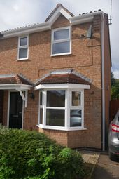 Thumbnail 2 bed semi-detached house to rent in Acacia Close, Leicester Forest East