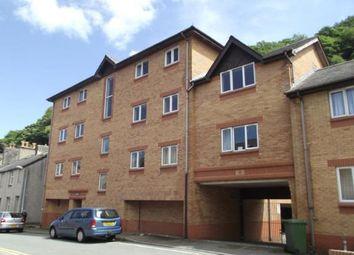 Thumbnail 2 bed flat for sale in Saerlys, Mount Street, Bangor, Gwynedd