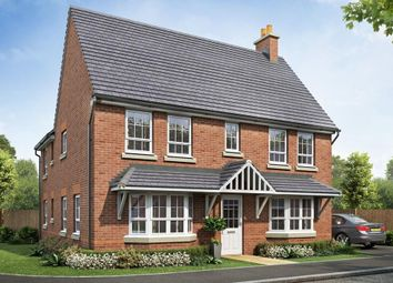 """Thumbnail 4 bed detached house for sale in """"Alnwick"""" at Beggars Lane, Leicester Forest East, Leicester"""