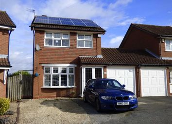 Thumbnail 3 bed link-detached house for sale in Gatcombe Close, Wolverhampton