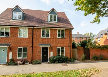 Thumbnail 3 bed property for sale in Jubilee Drive, Church Crookham, Fleet