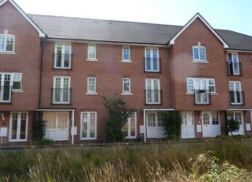 Thumbnail 3 bed town house to rent in Portside Close, Marchwood