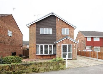 Thumbnail 4 bed detached house for sale in Wentworth Way, Dinnington