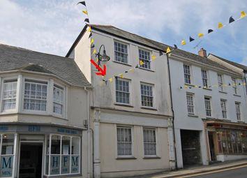 Thumbnail 2 bed flat to rent in Higher Market Street, Penryn