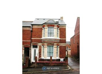 Thumbnail 6 bed terraced house to rent in Monkswell Road, Exeter