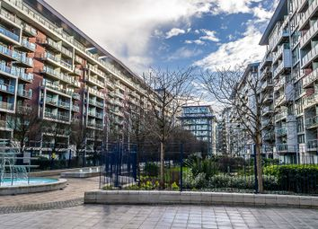 Thumbnail 1 bedroom flat to rent in Chelsea Bridge Wharf, Battersea