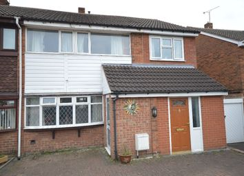 Thumbnail 4 bed semi-detached house for sale in Westwood Park, Newhall, Swadlincote