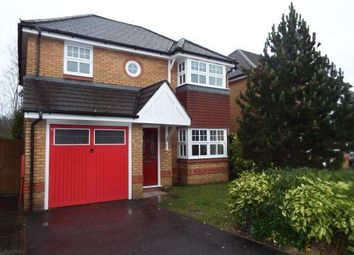 Thumbnail 4 bed detached house to rent in Patreane Way, The Drope, Cardiff