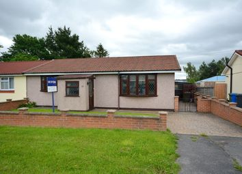 Thumbnail 3 bedroom semi-detached bungalow for sale in Mellor Way, Chesterfield