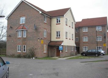 Thumbnail 2 bed flat to rent in Redbourne Drive, Thamesmead