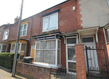 Thumbnail 3 bed terraced house for sale in Winchester Avenue, West End, Leicester