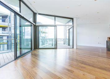 Thumbnail 3 bedroom flat for sale in 4 Riverlight Quay, Nine Elms, London