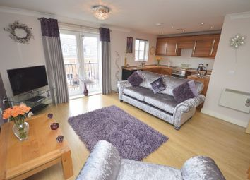Thumbnail 2 bed flat for sale in Rivenmill Close, Widnes