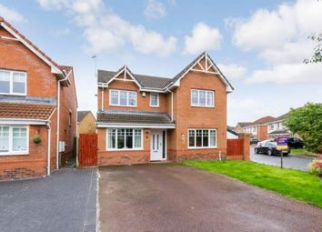Thumbnail 4 bed detached house for sale in Redpath Drive, Cambuslang, Glasgow, South Lanarkshire