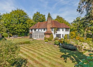 Thumbnail 5 bed detached house for sale in Rooks Hill, Loudwater, Rickmansworth, Hertfordshire