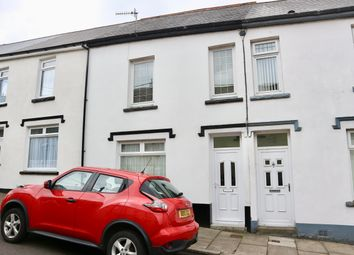 Thumbnail 3 bed terraced house for sale in Queen Street, Pant, Merthyr Tydfil