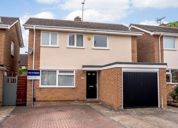 Thumbnail 3 bed detached house for sale in Davis Close, Carterton