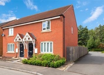 Thumbnail 2 bed semi-detached house for sale in Murrayfield Avenue, Greylees, Lincolnshire