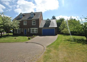 Thumbnail 6 bed detached house for sale in Broughton Close, Grappenhall Heys, Warrington
