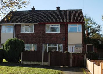 Thumbnail 3 bed property for sale in Masefield Drive, Stafford