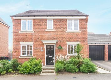 Thumbnail 4 bedroom detached house for sale in Pennyroyal Way, Kirkby-In-Ashfield, Nottingham