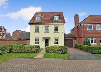 Thumbnail 5 bed detached house for sale in Brampton Close, Weston, Crewe