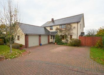 Thumbnail 4 bed detached house for sale in Westdown, Ash Thomas, Tiverton