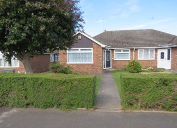 Thumbnail 3 bedroom semi-detached bungalow for sale in Cissbury Ring, Peterborough
