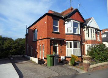 Thumbnail 1 bed flat to rent in Sticklepath Hill, Sticklepath, Barnstaple