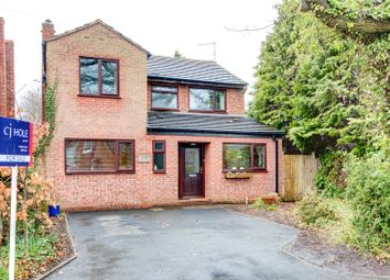 Thumbnail 4 bed detached house for sale in Jury Lane, Martley