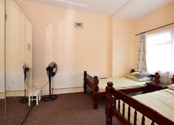 Thumbnail 2 bed maisonette for sale in Dersingham Avenue, Manor Park, London