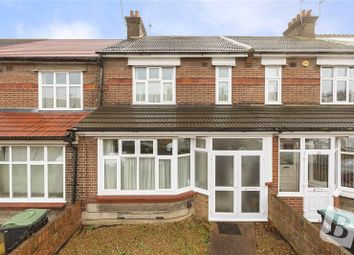 Thumbnail 3 bed terraced house for sale in Meadow Road, Gravesend, Kent
