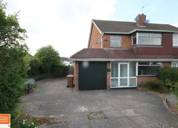 Thumbnail 3 bed semi-detached house to rent in Buckingham Drive, Short Heath, Willenhall