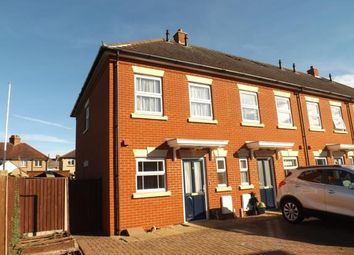 Thumbnail 2 bed end terrace house for sale in Albion Court, Sandy, Bedfordshire