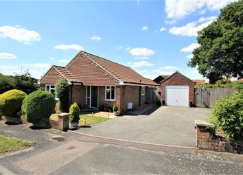 Thumbnail 4 bed detached bungalow for sale in Yarnhams Close, Four Marks, Hampshire