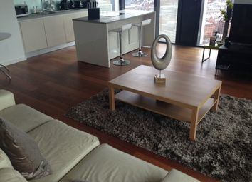 Thumbnail 2 bed flat to rent in Beetham Tower 301 Deansgate, Manchester