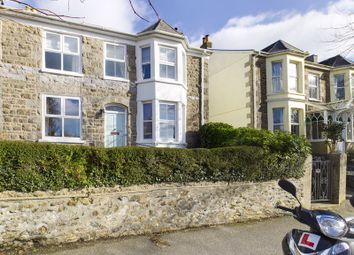 Thumbnail 4 bed semi-detached house for sale in Albany Road, Redruth