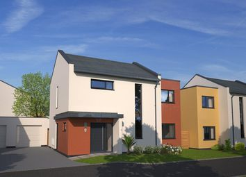 Thumbnail 3 bed detached house for sale in The Retreat Drive, Topsham, Exeter