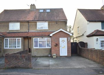 Thumbnail 4 bed semi-detached house for sale in Taylor Road, Ashtead