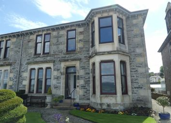 Thumbnail 3 bed flat for sale in Ground Floor Flat, 9 Pointhouse Crescent, Port Bannatyne, Isle Of Bute