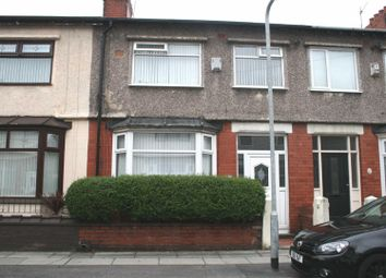 Thumbnail 3 bedroom terraced house for sale in Regina Road, Walton, Liverpool