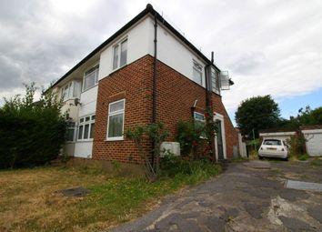 Thumbnail 2 bed maisonette to rent in Lyndhurst Gardens, Enfield