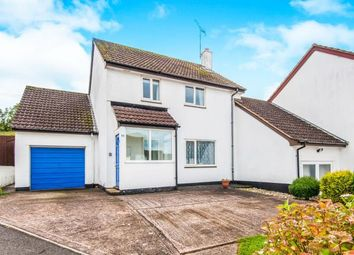 Thumbnail 4 bed link-detached house for sale in Exmouth, Devon, .