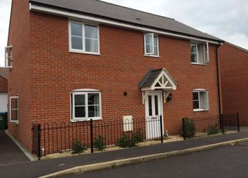 Thumbnail 4 bedroom detached house to rent in Ossulbury Lane, Aylesbury