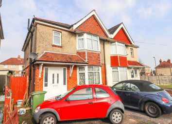 Thumbnail 4 bed semi-detached house to rent in Burgess Road, Southampton
