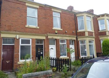 Thumbnail 3 bed flat to rent in Cartington Terrace, Heaton, Newcastle Upon Tyne