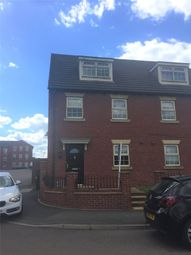 Thumbnail 3 bed town house to rent in Glen View Mews, Mexborough