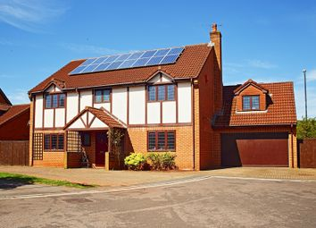 Thumbnail 6 bedroom detached house for sale in Kynges Mill Close, Frenchay, Bristol