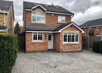 Thumbnail 3 bed detached house for sale in Boulton Court, Oadby, Leicester